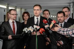 Tomasz Rzymkowski, Sylwester Chruszcz, Adam Andruszkiewicz i Bartosz Jóźwiak zostają w Kukiz'15