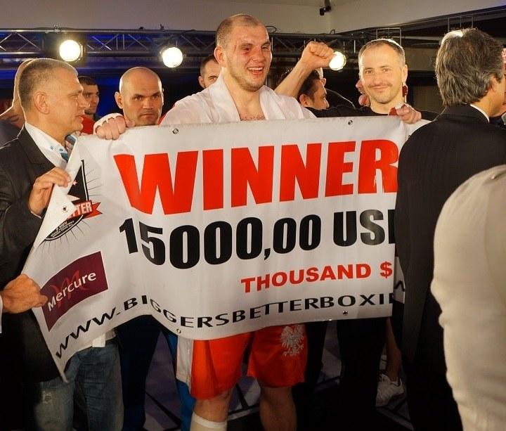 Tomasz Sarara /Kickboxing24.pl