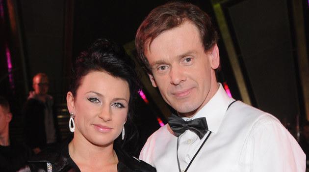 Tomasz Schimscheiner i Kamila Kajak  /MWMedia