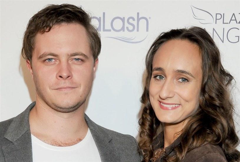 Tomasz Schuchardt i Kamila Kuboth-Schuchardt /Agencja W. Impact