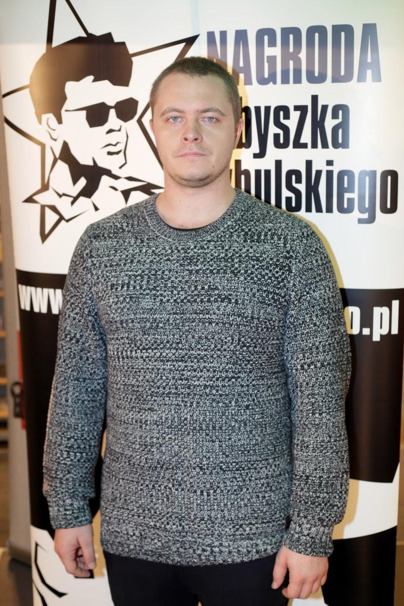 Tomasz Schuchardt to jedyny mężczyzna nominowany do tegorocznej Nagrody im. Zbyszka Cybulskiego /Leszek Szymański /PAP