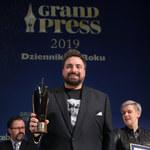 Tomasz Sekielski dziennikarzem roku