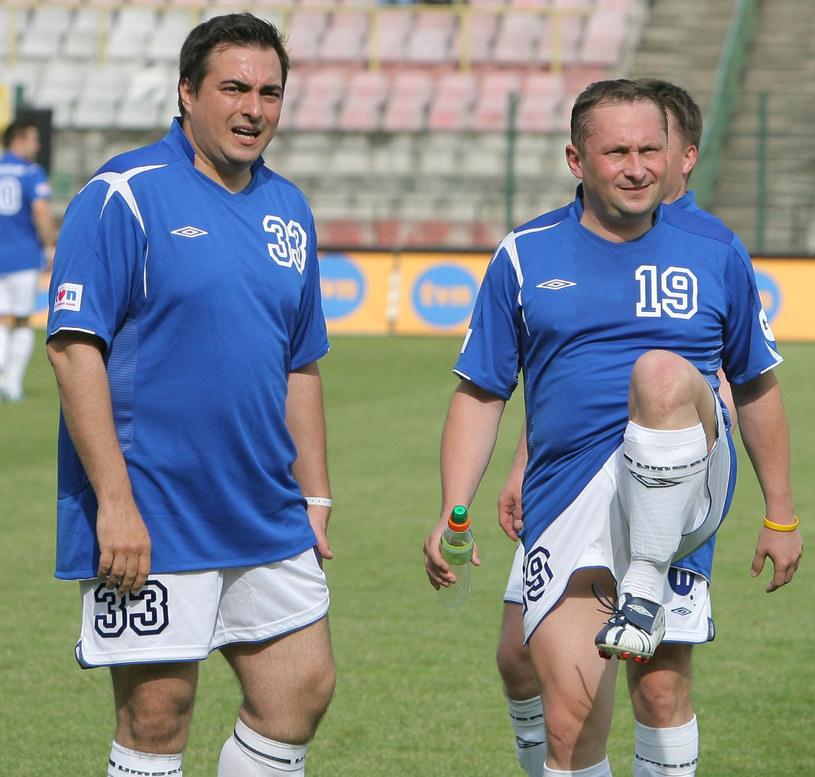 Tomasz Sekielski i Kamil Durczok /Piotr Bławicki /East News
