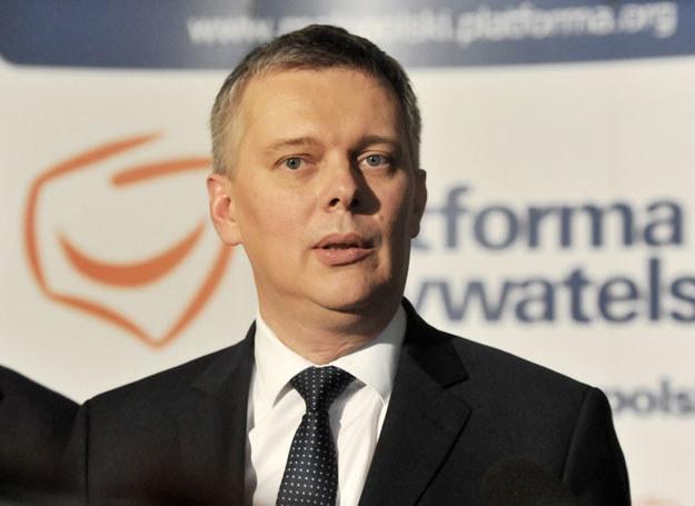 Tomasz Siemoniak: Eurodeputowani Platformy Obywatelskiej są dobrze przygotowani do debaty /Marek Lasyk/REPORTER  /East News