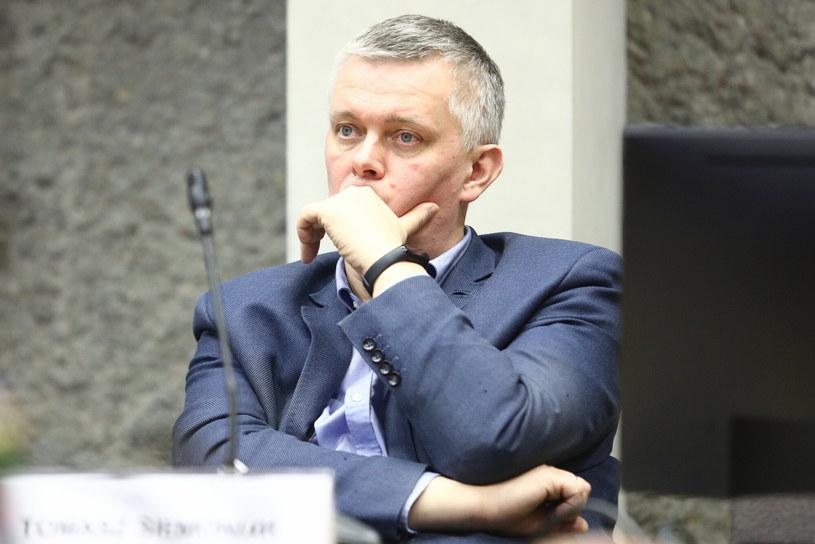 Tomasz Siemoniak, poseł KO i były minister obrony narodowej /Tomasz Jastrzębowski /Reporter