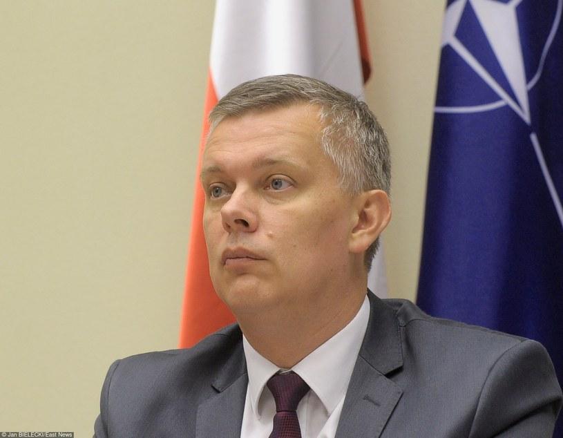 Tomasz Siemoniak, szef MON /Jan Bielecki /East News