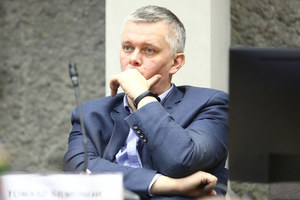 Tomasz Siemoniak ubolewa za wpis o Witoldzie Bańce. Szef WADA rozważa dalsze kroki prawne