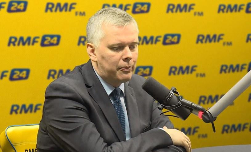 Tomasz Siemoniak w RMF FM /RMF