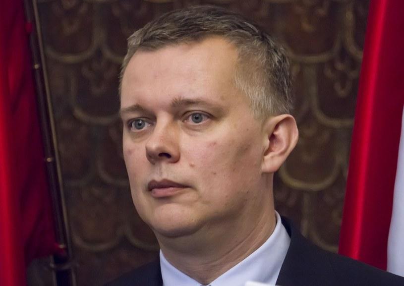 Tomasz Siemoniak /Krystian Dobuszyński /Reporter