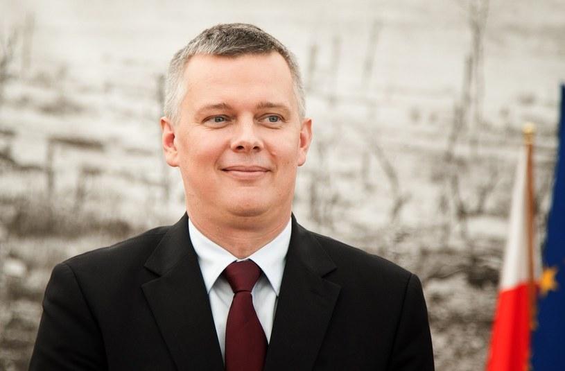 Tomasz Siemoniak / Adam Guz /Reporter