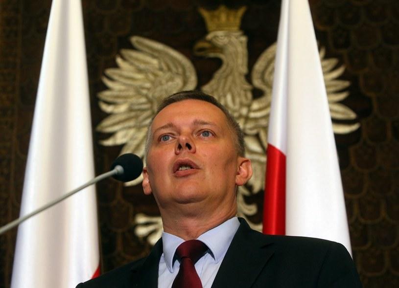 Tomasz Siemoniak /Mariusz Grzelak /Reporter