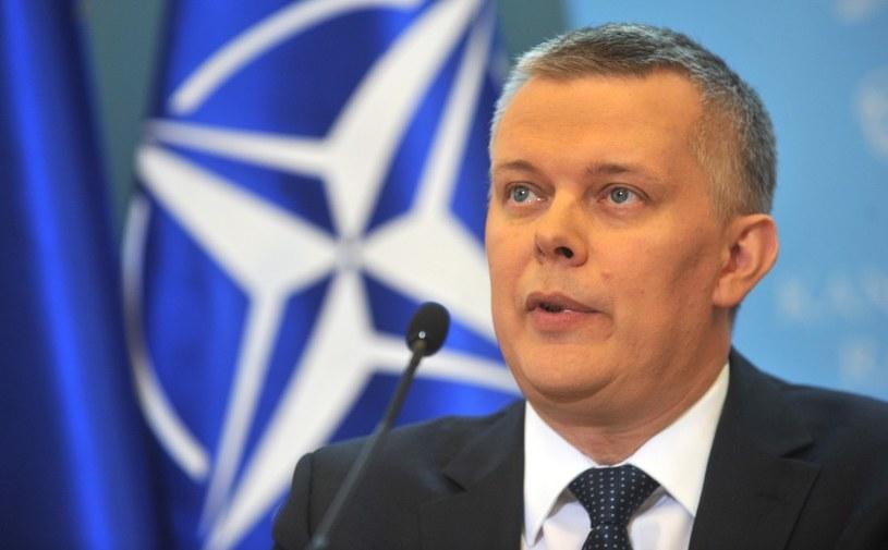 Tomasz Siemoniak /Witold Rozbicki/REPORTER /East News