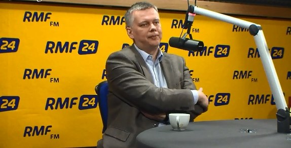 Tomasz Siemoniak /RMF