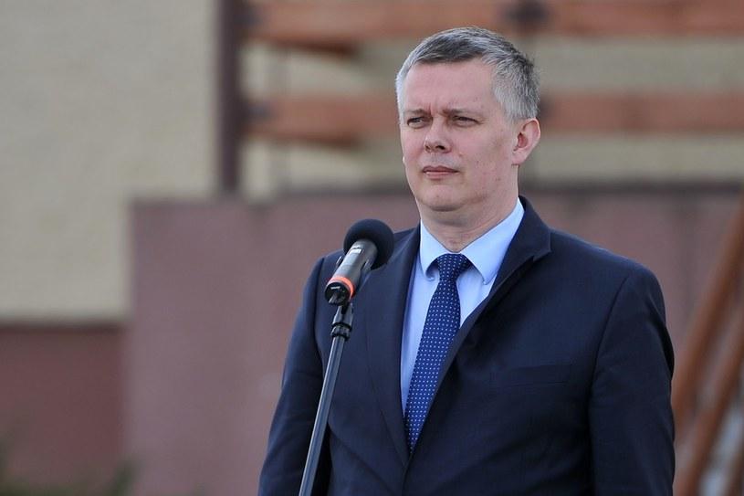 Tomasz Siemoniak /Lukasz Szelemej /East News