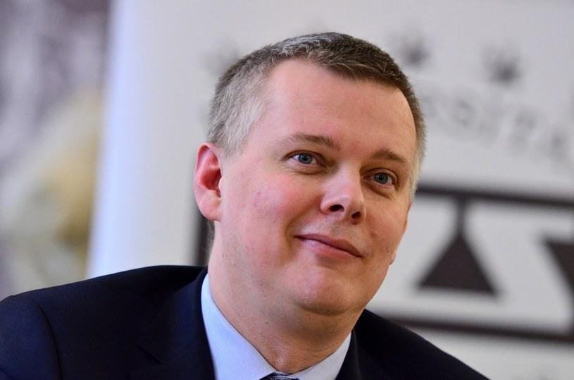 Tomasz Siemoniak /Mariusz Gaczyński /East News