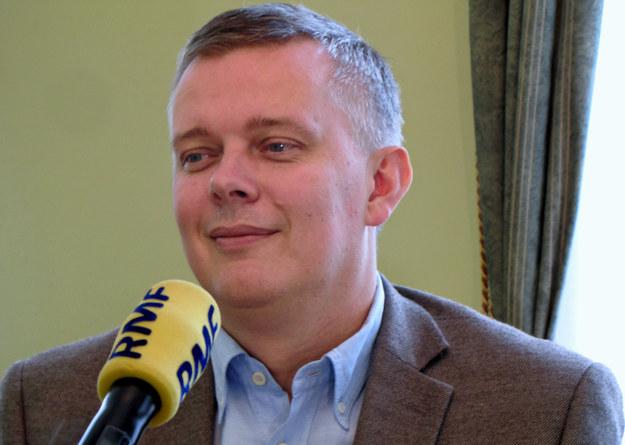 Tomasz Siemoniak /Kamil Młodawski /RMF FM