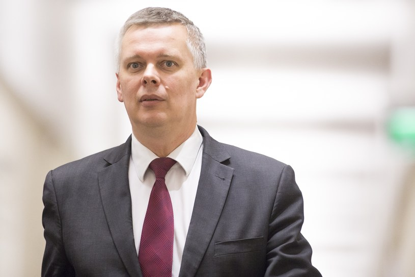 Tomasz Siemoniak /Maciej Łuczniewski /Reporter