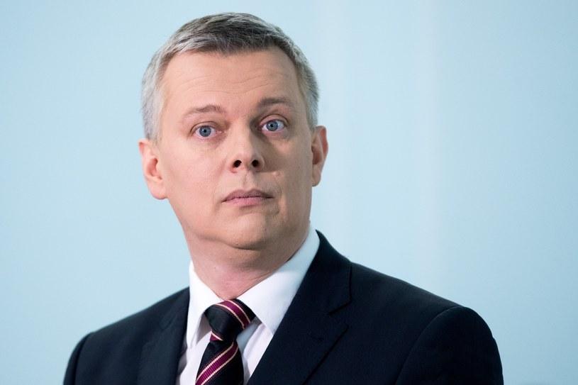 Tomasz Siemoniak /Andrzej Iwańczuk/Reporter /East News
