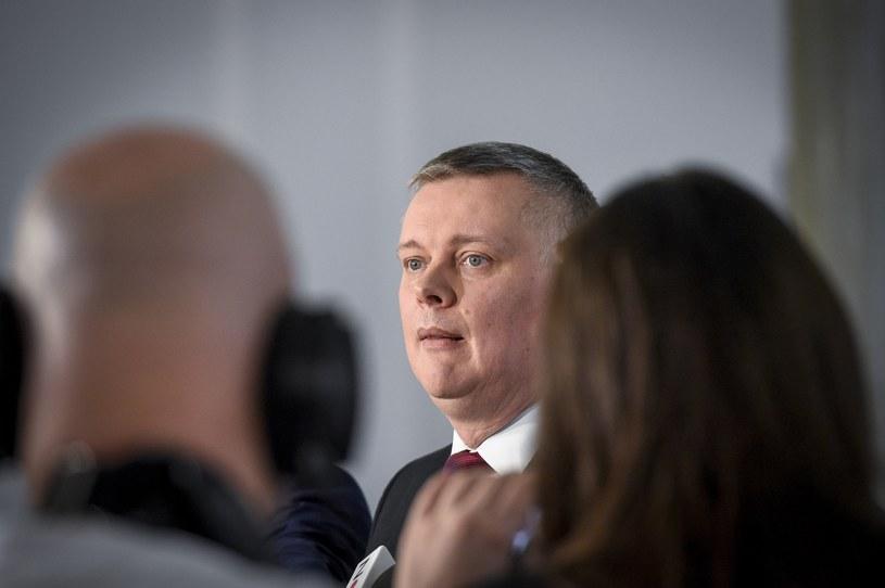 Tomasz Siemoniak /Jacek Dominski/REPORTER /&nbsp