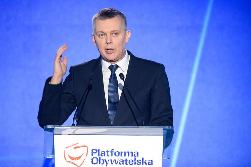 Tomasz Siemoniak /Rafał Oleksiewcz /Reporter