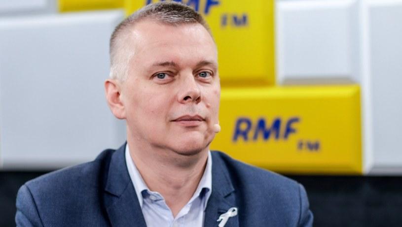 Tomasz Siemoniak /Michał Dukaczewski /RMF FM