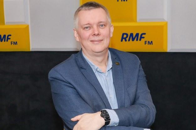 Tomasz Siemoniak /Jakub Rutka /RMF FM