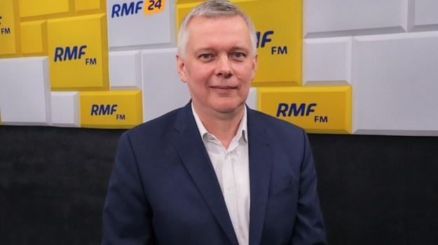 Tomasz Siemoniak /Piotr Szydłowski /RMF FM