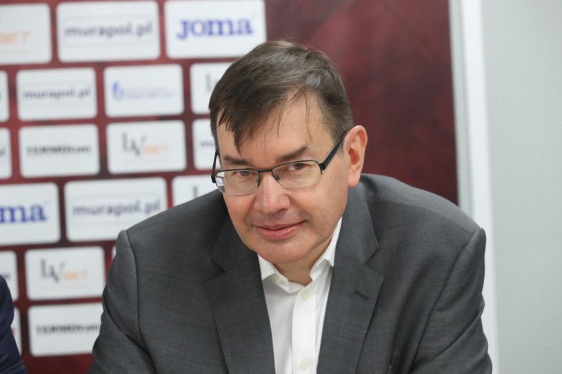 Tomasz Stamirowski /Marian Zubrzycki /Newspix