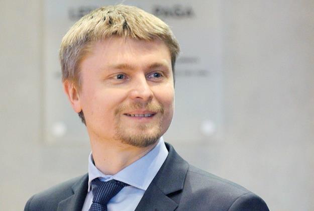 Tomasz Stępień, prezes Gaz-Systemu. Fot. Robert Ostrowski /Agencja SE/East News