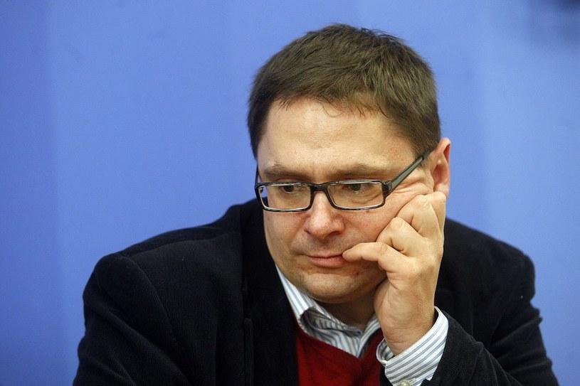 Tomasz Terlikowski /Adam Guz /Reporter