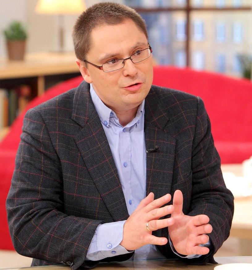 Tomasz Terlikowski /- /East News