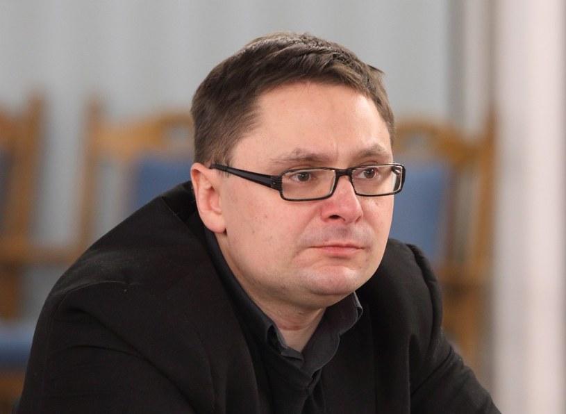 Tomasz Terlikowski /Stanisław Kowalczuk /East News