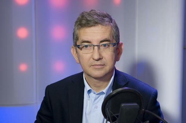 Tomasz Tomczykiewicz. Fot. KRZYSZTOF JASTRZĘBSKI /Agencja SE/East News