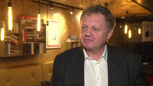 Tomasz Wróblewski, prezes WEI /Newseria Biznes
