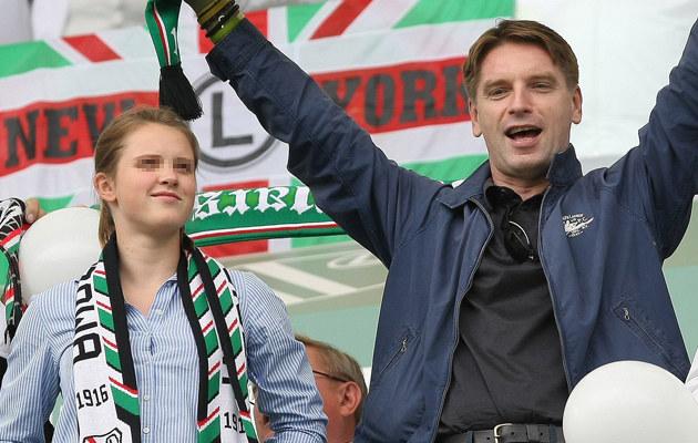 Tomasz z Polą /- /East News