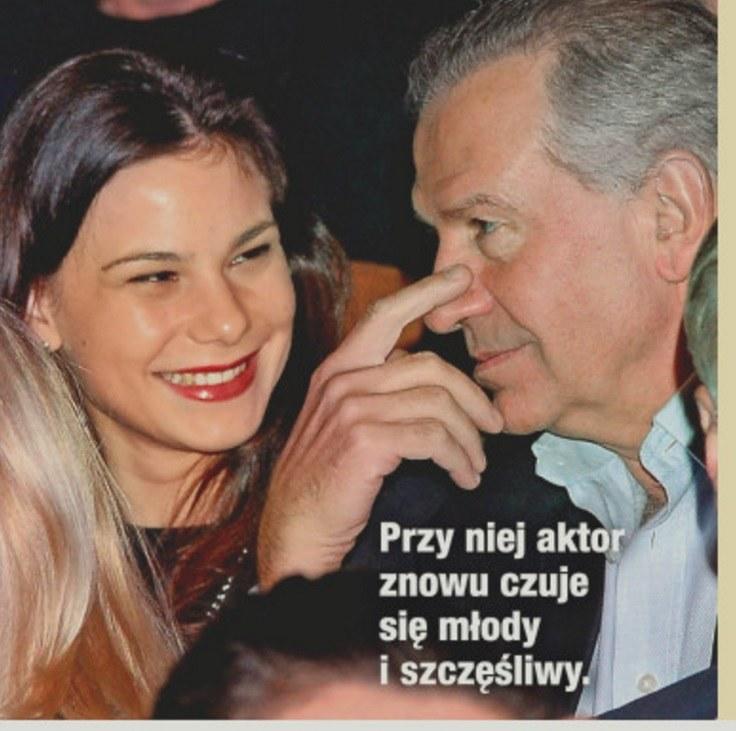 Tomasz z Sandrą /- /Dobry Tydzień