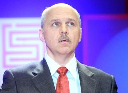 Tomasz Zubilewicz, fot. Andrzej Szilagyi /MWMedia