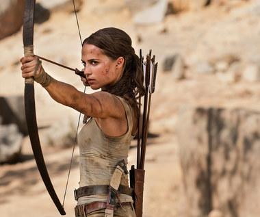 """""""Tomb Raider"""": Alicia Vikander przeobraża się do roli"""