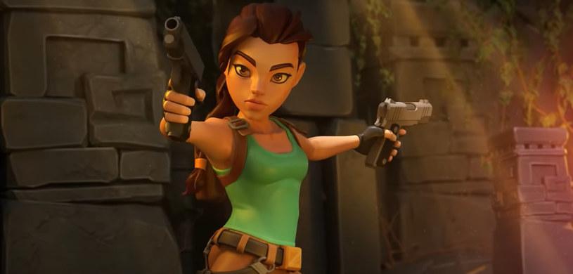 Tomb Raider Reloaded /materiały prasowe