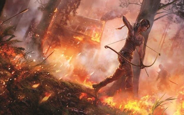 Tomb Raider /materiały prasowe