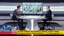 """Tomczyk w """"Graffiti"""": Ewidentna wpadka dwóch senatorów. Będą konsekwencje"""