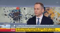 """Tomczyk w """"Graffiti"""": Po różnych perturbacjach po stronie opozycji widać nadzieję"""