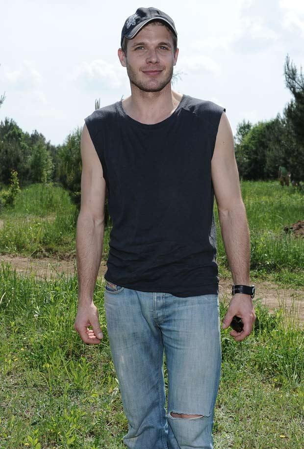Tomek Ciachorowski, fot. Andras Szilagyi  /MWMedia