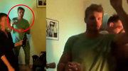 Tomek Ciachorowski zaszalał z alkoholem. Smutny widok