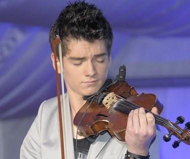 Tomek Dolski kocha muzykę