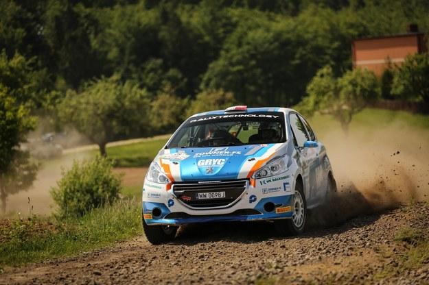 Tomek Gryc i Michał Kuśnierz /Gryc Racing Team /Materiały prasowe