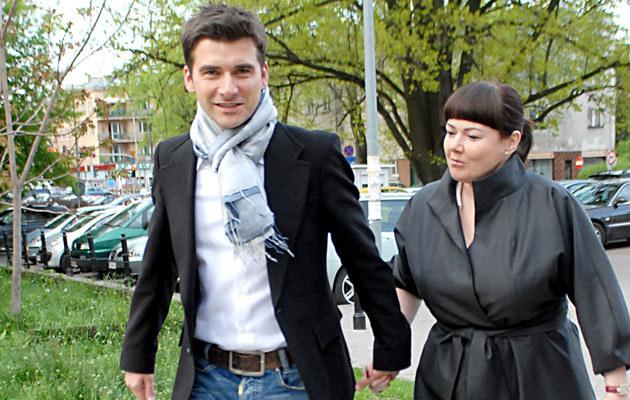 Tomek Kammel i Kasia Niezgoda  /MWMedia