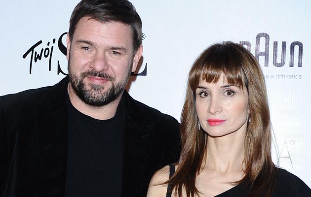 Tomek Karolak i Viola Kołakowska /- /MWMedia