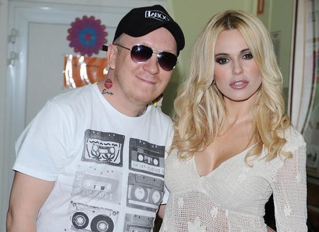 Tomek Lubert i Doda znów nagrali piosenkę pod szyldem Virgin - fot. Andras Szilagyi /MWMedia