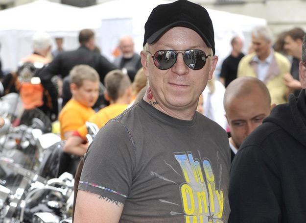 Tomek Lubert zaangażował się w zespół De Indigo /AKPA